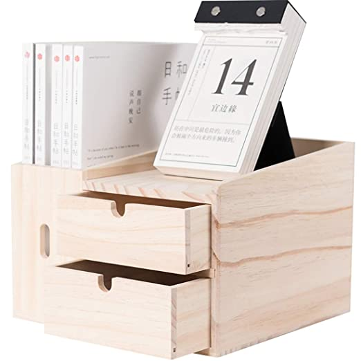 Cvthfyky Almacenamiento de Escritorio Escritorio Cajón Caja de ...