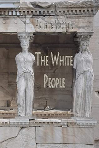 book cover of The White People
