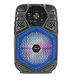 Fisher FBX880 Bluetooth Karaoke Speaker System with Remote Control (Blue)