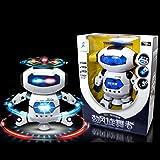 Baby Toy, Hatop Electronic Walking Dancing Smart Space Robot Astronaut Kids Music Light Toys