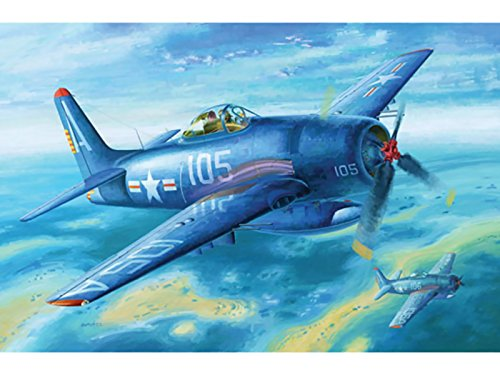Used, Trumpeter 1/32 02248 F8F-2 Bearcat for sale  Delivered anywhere in USA