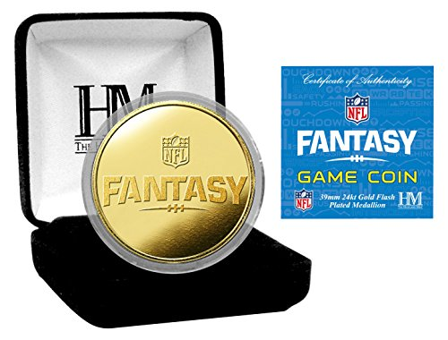 NFL Fantasy Football Game Coin, 8