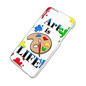 Art is Life Slim Fit Hard Case Fits Apple iPhone 6