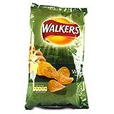 Walkers Salt and Vinegar Crisps 6 Pack 150g