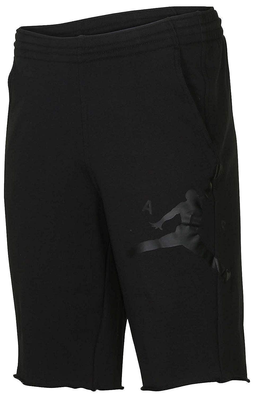61a2f932ae6643 NIKE Jordan Men s Retro 11 Legacy Casual Shorts-Black-Small at Amazon Men s  Clothing store