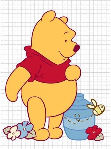 (Winnie the Pooh Screen Saver - Honeypot)