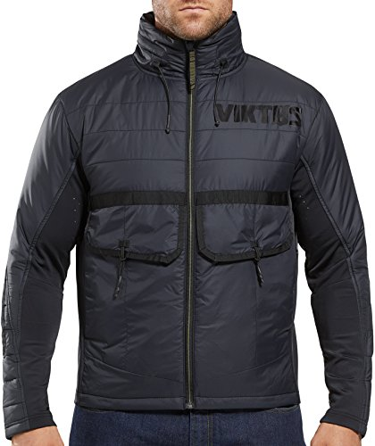 VIKTOS ZERODARK INSULATED JACKET (L, NIGHTFJALL) (Insulated Mission Jacket)