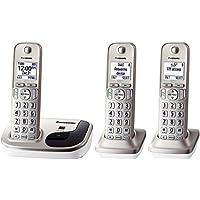 Cordless Telephone, 3-handset Office Home Telephone Landline