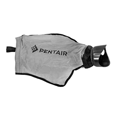 Pentair 360319 Bag Debris with Collar Replacement : Garden & Outdoor