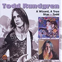 Wizard/True Star & Todd Import Edition by Todd Rundgren (2011) Audio CD