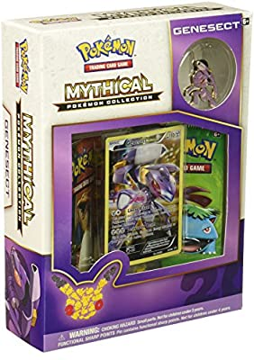 TCG Mythical Collection Genesect Card Game