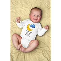 Funny To The Window To The Wall Baby Bodysuit for Music, Nap Lover