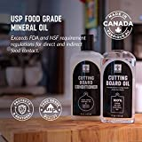 Mevell Food Grade Mineral Oil for Cutting