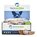 Barkworthies Duck Jerky Dog Treats Pack of 100