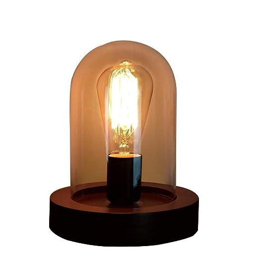luz Araña Lámpara de escritorio de la vendimia Lámpara de mesa de ...