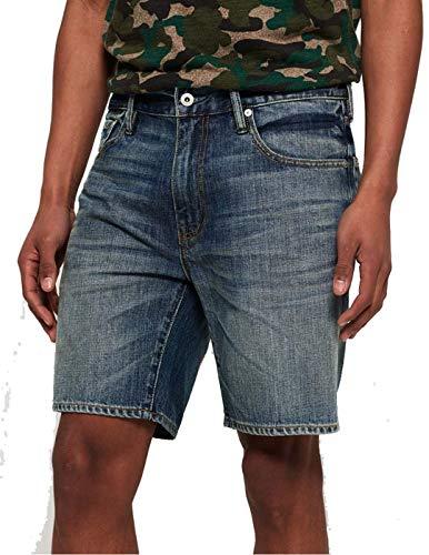 Superdry Shorts Herren Conor Taper Short Byrom Mid Vintage