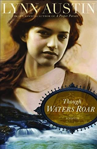 book cover of Though Waters Roar