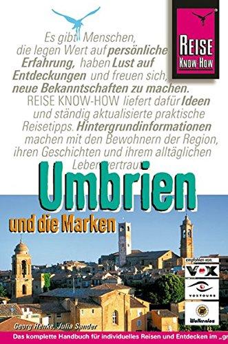 Umbrien und die Marken (Reise Know-How)