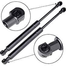 ECCPP 2pcs Front Hood Lift Supports Struts Shocks for Jeep Grand Cherokee 1999-2004