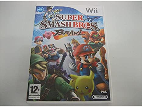 Super Smash Bros Brawl: Amazon.es: Videojuegos
