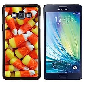 Stuss Case / Funda Carcasa protectora - Dulces Amarillo Naranja Gummy Alimentos - Samsung Galaxy A7 ( A7000 )