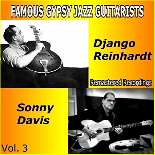 Famous Gypsy Jazz Guitarists Vol. 3