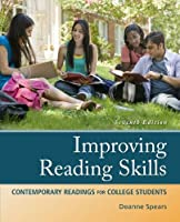 Improving Reading Skills, 7th Edition Front Cover