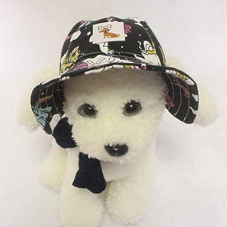 Gorra de béisbol para perros y mascotas, de Easong, resistente al ...