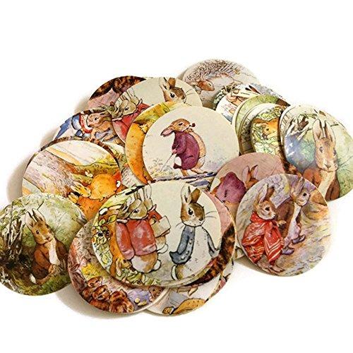 peter-rabbit-stickers-label-set-of-50
