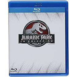 Jurassic Park. Boxset Tetralogía [Blu-ray]