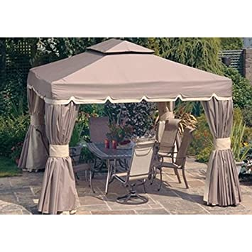 Bellagio 10 x 10 Gazebo Replacement Canopy and Netting Set  sc 1 st  Amazon.ca & Bellagio 10 x 10 Gazebo Replacement Canopy and Netting Set: Amazon ...