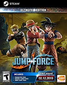 Amazon.com: JUMP FORCE Ultimate Edition [Online Game Code