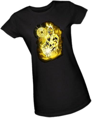 Green Lantern SINESTRO NEBULA Licensed Adult T-Shirt All Sizes
