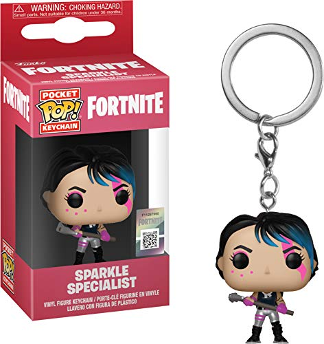 Funko POP Keychain: Fortnite – Sparkle Specialist – The Super Cheap