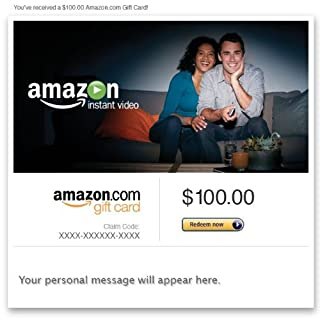 Amazon eGift Card - Amazon Instant Video) (B00E1QAYGO) | Amazon price tracker / tracking, Amazon price history charts, Amazon price watches, Amazon price drop alerts