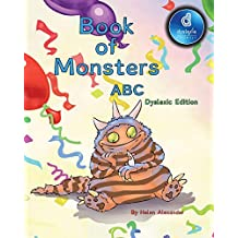 Book of Monsters Dyslexic Edition: Dyslexic Font