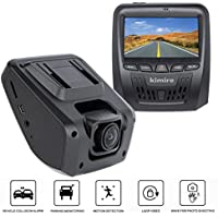 Car Dash Cam,Kimire Dashboard Onboard Camera Camcorder...