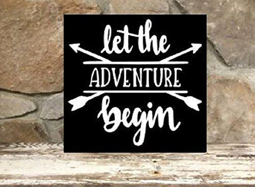 Let the adventure begin - 12