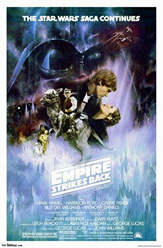 Trends International Wall Poster Star Wars Saga Continues, 2