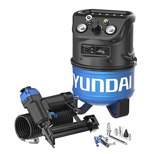 Hyundai HHC2GNK Vertical Electric Compressor product image