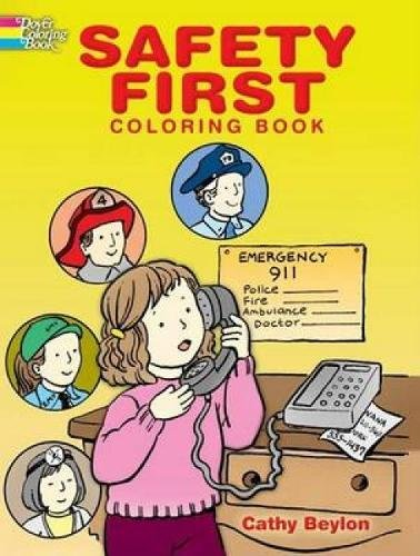 Read Online Safety First Coloring Book (Dover Coloring Books) pdf