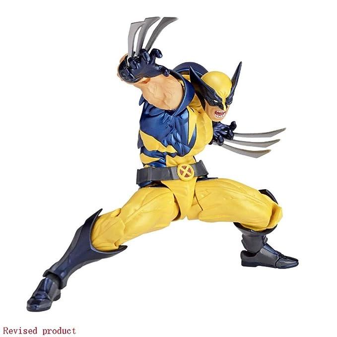 Yang baby Wolverine Aproximadamente 155 Mm ABS Y PVC Pintado ...