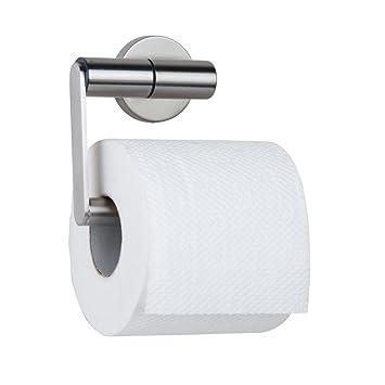 Tiger Boston Toilettenb/ürste mit Halter Edelstahl geb/ürstet
