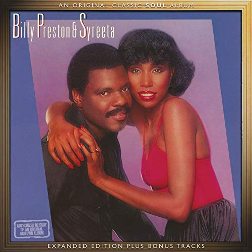 Billy Preston & Syreeta: Expanded Edition /  Billy Preston & Syreeta