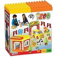 Hayvanat Bahçesi Bloklar 37 Parça
