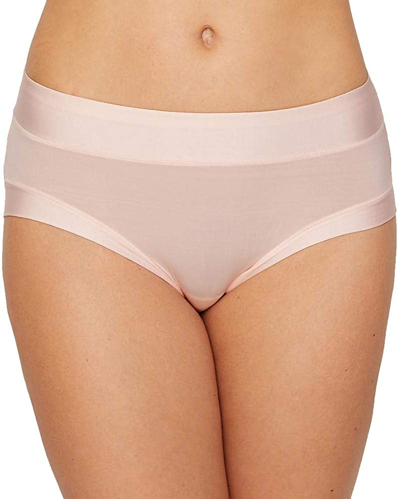 Warners Womens Plus Size Easy Does It Hipster Panty