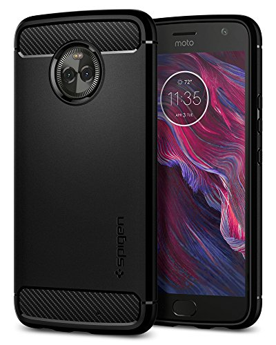 Spigen Rugged Armor Moto X4 Case Variation Parent