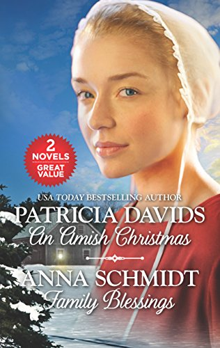 book cover of An Amish Christmas / Family Blessings