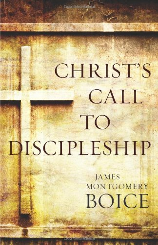 Call Christs (Christ's Call to Discipleship-new cover)