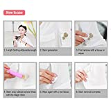 MagicStick Spot Instant Stain Remover Stick Pen for Clothing Care - Tough Stains the Complete First Aid (Pink - Mint 2 Pack) Random Color